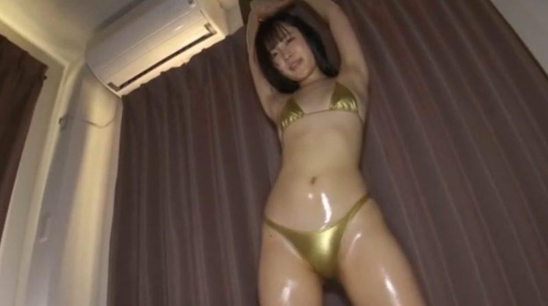 林田百加ヌルテカBODYの美少女が踊るエロダンスが最高に抜ける